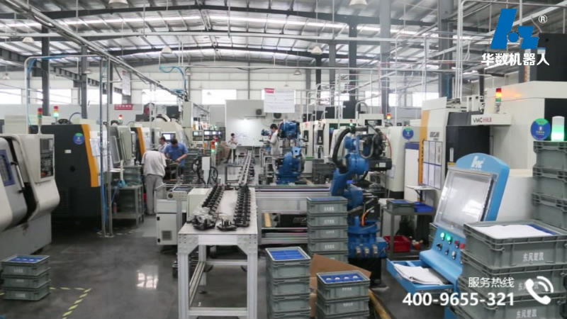 Automotive shell processing intelligent production line