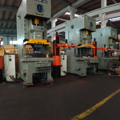 Kitchenware stamping production line