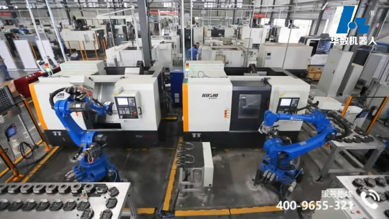 Camshaft hot front machine production line