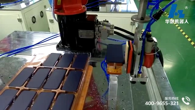 video case of mobile phone shell polishing
